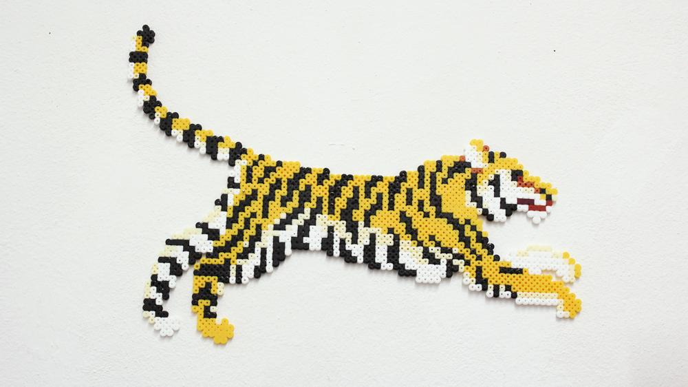 Them tigers make us ROAR!!! © Ramona Taterra 2014
