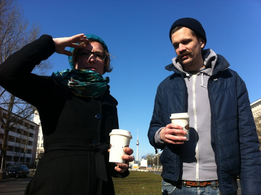 Ramon Kaffee Fernsehturm Kaffee Sebastian
