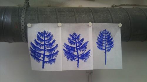 Baum IV © Ramona Taterra