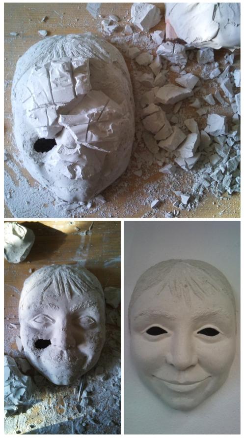 Gesichter 05 © Ramona Taterra 2014
