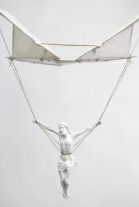 Jesus was a Gleitschirmflieger © Ramona Taterra 2014