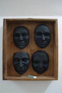 Gesichter (neutral) © Ramona Taterra