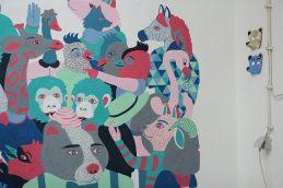 Mural © Sonia Klajnberg