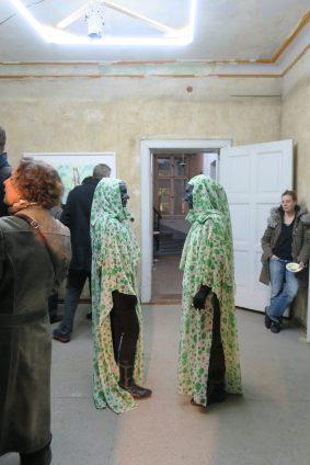 Performance act – Dana Schmidt & Lisette Schürer