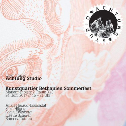 Achtung_Studio_Sommerfest