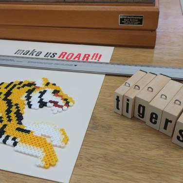 them tigers make us ROAR!!!