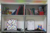 Atelier und Arbeiten von Renaud Héléna