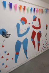 Arbeit von Janna Baibatyrova