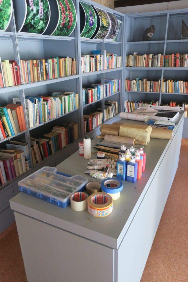 Die Materialbibliothek